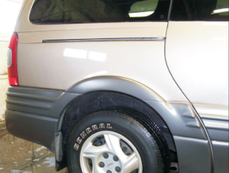 All Star Collision Repair -  Before and After Pictures